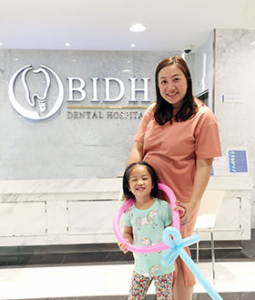 chidlren dental clinic